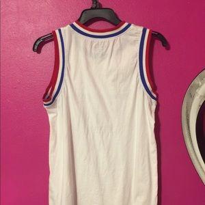 Champion Tops - Vinatge Champion Jersey style tshirt